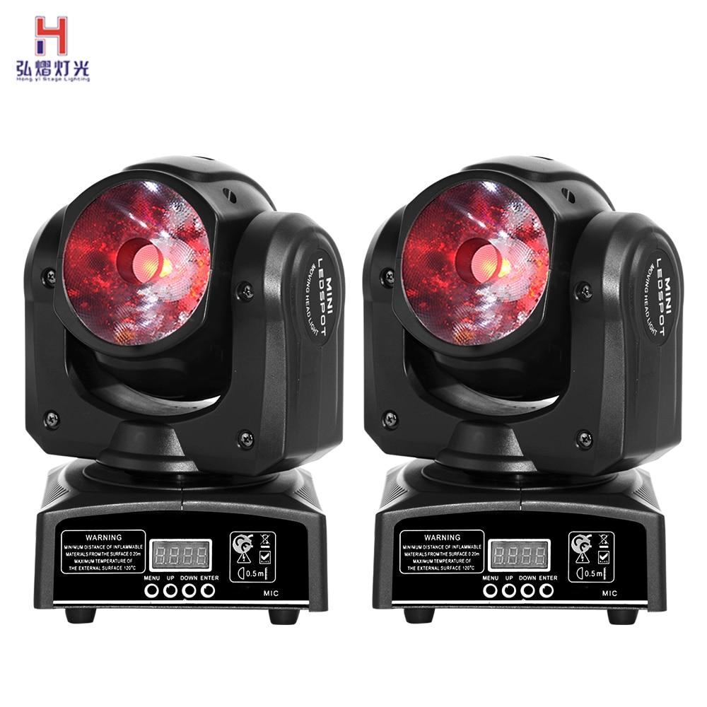 China moving heads beam led 60W RGBW 4in1 mix colors spot light good for DJ disco lights 2pcs/lot