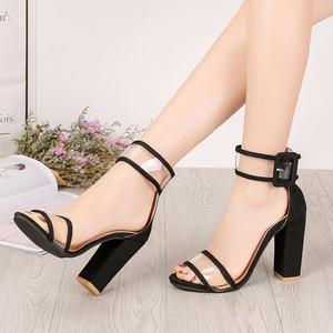 Image 2 - Escarpins à talons hauts pour femmes, chaussures Sexy à talons hauts, chaussures De danse et De mariage
