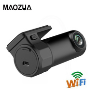 Maozua Mini WIFI Car Dash Cam Vehicle Drive Video Recorder Car DVR Dashcam Digital Registrar APP Monitor Wireless Auto DVRs