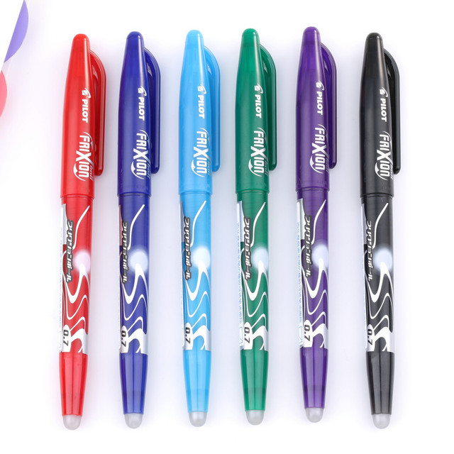 1PCS/LOT PILOT Baile lfb-20ef pilot erasable pen unisex pen 0.5mm erasable pen FREE SHIPPING