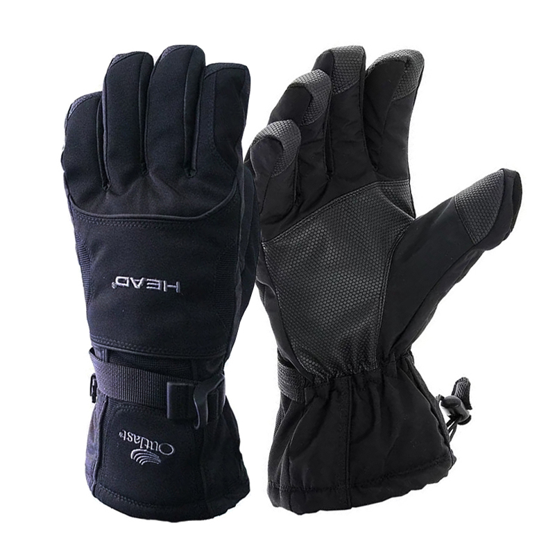 Ski Gloves Windproof Breathable Snowboard Gloves Unisex Snowmobile Motorcycle Gloves Waterproof Winter Warm Gloves