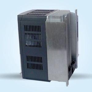 Image 4 - Uso do inversor 380v 9a 13a 17a 400 hz de utput do conversor de frequência do inversor 4kw 5.5kw 7.5kw do cnc para a máquina do cnc