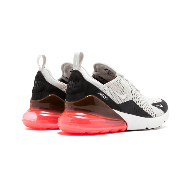 Nike Air Max 270 180 Running Shoes Sport Outdoor Sneakers White Red Comfortable  Breathable Cushioning for Men AH8050-003 free shipping worldwide 7099bb451