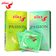 ZIOXX Condoms 100 Pcs/Lot Natural Latex Smooth Lubricated Contraception for Men Sex Toys Products Drop shipping