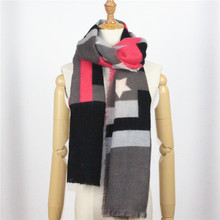 2018 new printing autumn and winter womens scarves