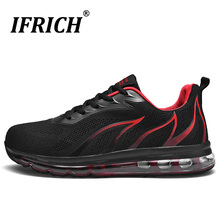 Super Cool Sport Running Shoes Air Design Damping Mens Jogging Sneakers For Men Original Training Shoe