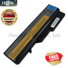 HSW 6Cell Laptop Battery L09M6Y02 L10M6F21 L09S6Y02 L09L6Y02 For Lenovo G460 G465 G470 G475 G560 G565 G570 G575 G770 Z460