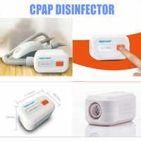 Esterilizador de ventilador de batería recargable CPAP APAP Auto CPAP BPAP desinfectante 2000mAh Apnea del sueño OSAS Anti ronquidos