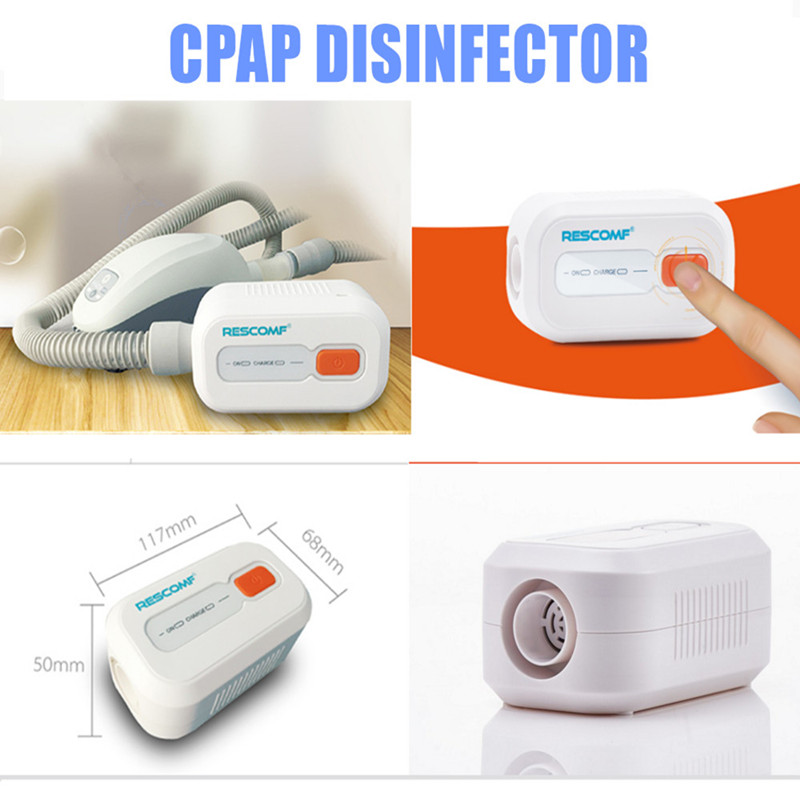 Rechargeable Battery Ventilator Sterilizer CPAP APAP Auto CPAP BPAP Disinfector 2000mAh Sleep Apnea OSAHS OSAS Anti SnoringRechargeable Battery Ventilator Sterilizer CPAP APAP Auto CPAP BPAP Disinfector 2000mAh Sleep Apnea OSAHS OSAS Anti Snoring