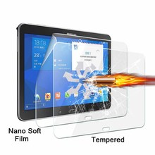 1pcs Top quality Explosion-proof Nano soft film For Samsung Galaxy Tab 4 T530 T5