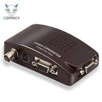 EGRINCY High Resolutcin Video S Video BNC VGA To VGA Converter Adapter Cable CRT LCD Monitor