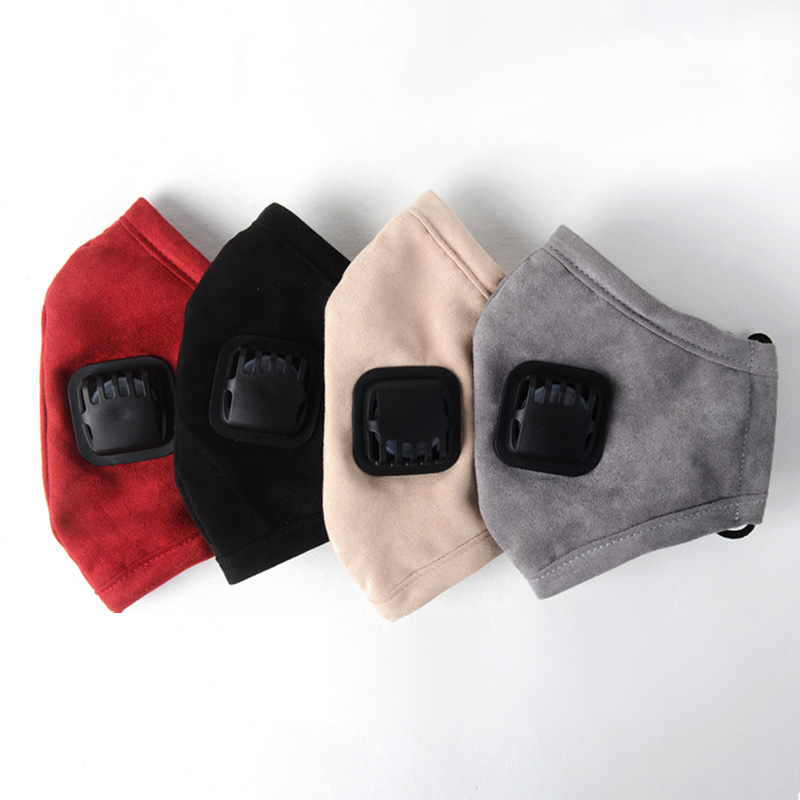 Reusable Cotton Anti Haze Anti-Dust Mouth Mask Activated Carbon Filter Respirator Face Mask Washable Asthma/Cycling/Allergy 3m 1211 10pc1701filter cotton half face gas mask dust anti industrial conatruction dust pollen haze poison family professional