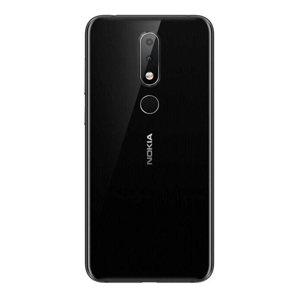 Nokia X6 RAM 6GB ROM 64GB Dual Sim Original Unlocked Android Mobile Phone  LTE GSM 5.8'' Dual 16MP Octa Core 3060mAh Fingerprint-in Mobile Phones from  ...