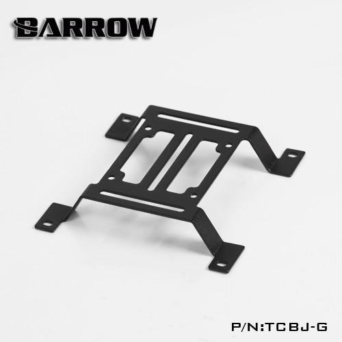 Barrow 120mm/140mm Holder Mounting On The Radiator, Bracket  Support Pump Water Tank Bracket 12cm,14cm, Seller Recommend  TCBJ-G