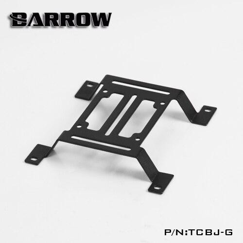 Barrow 120mm/140mm wasser kühler computer fall kühler halterung halter unterstützung pumpe tank montage halterung 12 cm /14cmTCBJ-G