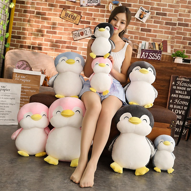 Super Soft Penguin Plush Toy  1