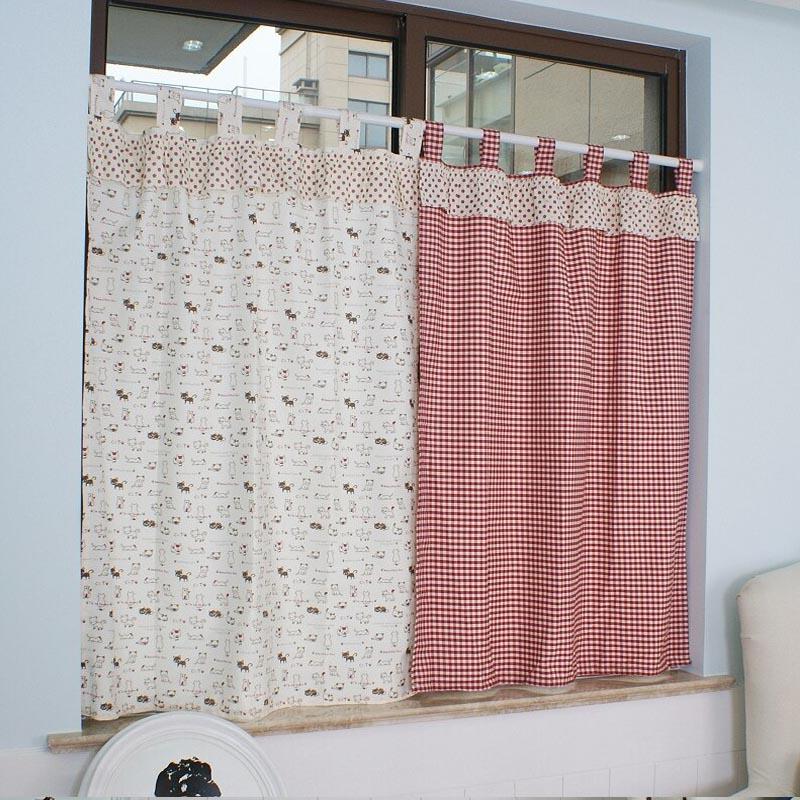 Aliexpress Buy 2016 New Cotton Kitchen Door Curtains