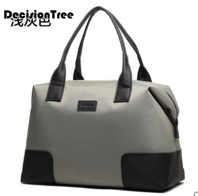 Large Capacity Portable Shoulder Bags New Designed Oxford Luggage Bags Travel Bags High Quality Messager Bags
