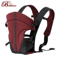 Baby Carrier Backpack Ergonomic Baby Sling Kangaroo Wrap Multifunctional Fashion Mummy Baby Shoulder Carrier