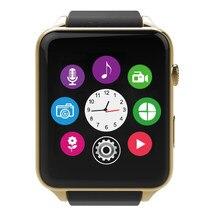 Impermeable Reloj Elegante Del Reloj de Frecuencia Cardíaca GT88 Gimnasia Salud Medida con GSM/GPRS Tarjeta SIM Cámara Podómetro para Los Hombres mujer