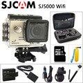Оригинал SJCAM SJ5000 Wi-Fi Камера Действий 1080 P Full HD Спорт DV 2.0 дюймов Дайвинг 30 М Водонепроницаемый мини-Видеокамеры SJ 5000 Спорт Камеры