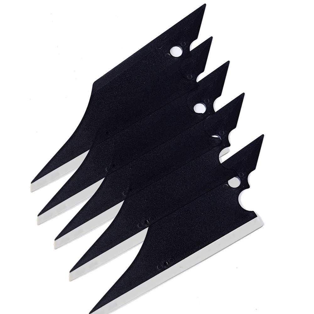 EHDIS 5 шт. резиновые края шпатель 3D углеволоконная плёнка Стикеры винил скребок автомобиля многоручный инструмент оконная тонировка Инструменты A40