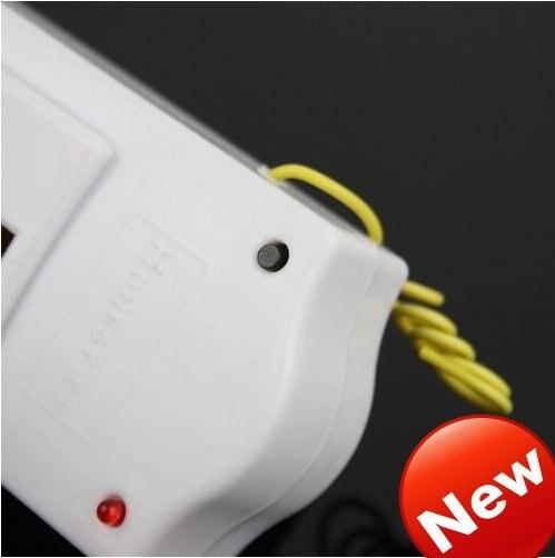 Беспроводной разъем разъём ПДУ упорное кольцо штекер штепсельная вилка base220V10A500W(1 муфта& 1 контроллер) обучающий код 100 м