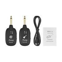 Guitar wireless receiving and transmitting system Musical instrument wireless transceiver U segment high end wireless pickup