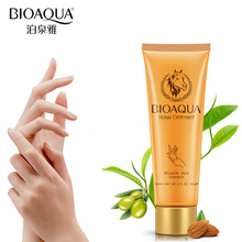 BIOAQUA Brand Horse Oil Hand Cream Hand Lotions Skin Essence