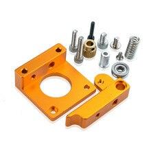 3d части принтера V6 J-head Hotend экструдер комплект 3d принтер Часть блок термисторы сопло 0,4 мм 1,75 мм нити Bowden части