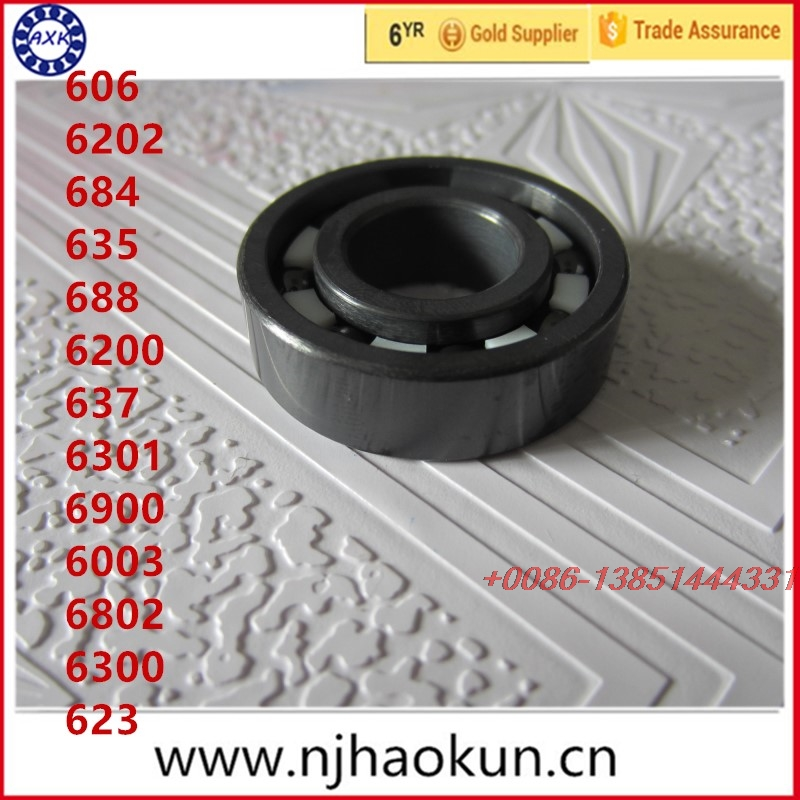 2017 Real Rodamientos Free Shipping 1pcs606 6202 684 635 688 6200 637 6301 6900 6003 6802 6300 623 Full Si3n4 Ceramic Bearing free shipping 50pcs lot miniature bearing 688 688 2rs 688 rs l1680 8x16x5 mm high precise bearing usded for toy machine
