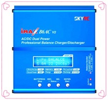 iMAX B6AC V2 6A Lipo Battery Balance Charger LCD Display Discharger FOR font b RC b