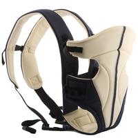 0 24 months baby backpack sling Fashion mummy kangaroo wrap bag ergonomic Multifunctional baby carrier
