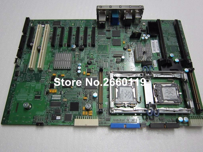 Server motherboard for ML370G5 434719-001 system mainboard, fully tested