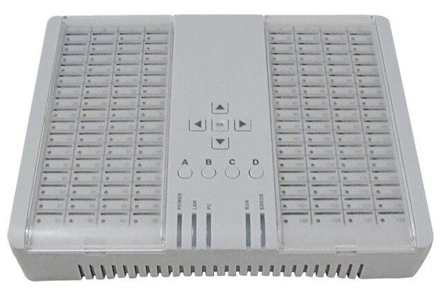 Sim-сервер SIM Bank SMB128 для GOIPs, работает с DBL GOIPS gsm voip-шлюз, удаленно управляется и управляется