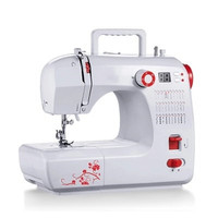 Fanghua Multifunctional 30 Stitches Portable Household Sewing Machine Microcomputerized Digital Screen Display