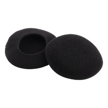 Buy 2pcs 35MM 40MM 45MM 50MM 55MM 60MM 65MM Replacement Foam Pad Ear Pad Sponge Covers Tips Soft Replacement Earphone Accessories directly from merchant!