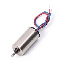 5pcs 3.7V 6x12mm 612 Micro Coreless High Speed Motor Shaft Length 4mm for Airplane Model RC Helicopters Motor