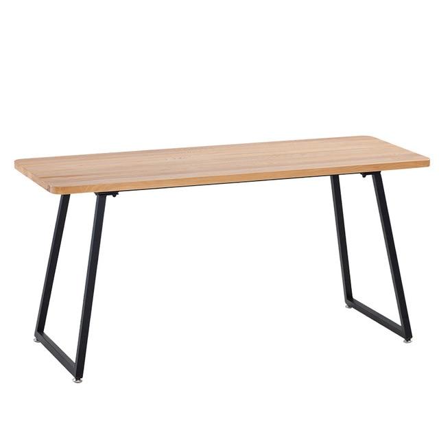 Computer Desks Study Table Office Desk Home Furniture Solid Wood +steel  Simple Notebook Desk Soporte