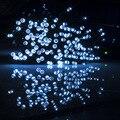 Multicolor Lampada Solar Jardim luzes LED Luzes Cordas Garland Luminaria 200 CONDUZIU a Lâmpada de Natal Ao Ar Livre Luzes Luces Navidad