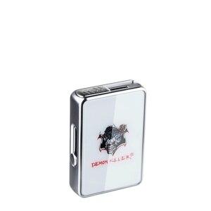 Image 3 - Demônio Assassino Do JBOX Mod 420mAh bateria Interna Original Vape Mod fit JBOX Bobina de Cerâmica Do Cartucho E Cigarro Pod Pod vaporizador