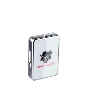 Image 3 - מקורי שד רוצח JBOX Mod 420mAh מובנה סוללה Vape Mod fit JBOX Pod מחסנית קרמיקה סליל E סיגריות Pod מאדה