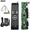 V59 Universal LCD TV Controller Driver Board PC VGA HDMI USB Power Adapter Keyboard