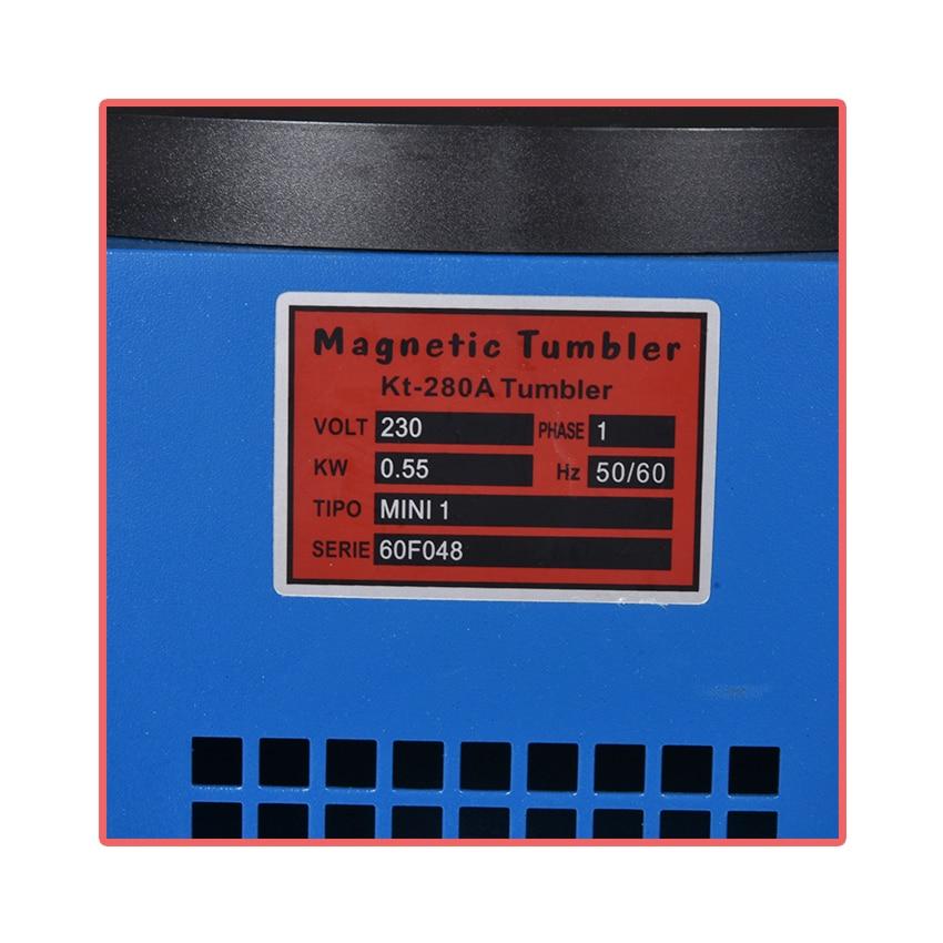 KT-280 Magnetinių indų papuošalų blizgintuvas 1100g - Elektriniai įrankiai - Nuotrauka 6