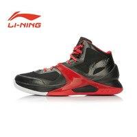Li Ning Original Men S Professional Basketball Shoes Wade Sixth Man High Sport Shoes Sneakers Zapatos