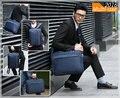 2016 New Waterproof Multifunctional Laptop Briefcase Shoulder Bag  Men Women Notebook Messager bag  15.6 inch Computer Bag