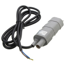 15W 840L/H 5M Rated Current 1.2A12V JT-500 DC Submersible Pump Car Wash Bath 10.8 x 4cm