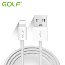 100% Original GOLF 100cm 8-Pin USB Data Sync Charge Cable For iPhone 5/5S 6/6S 7 Plus iPad mini 2 Air 2 iOS10 Phone Charger Wire