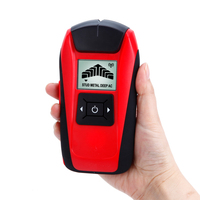 Multifunctional Handheld LCD Wall Stud Finder Metal Wood Studs AC Cable Wire Scanner Detector Tester