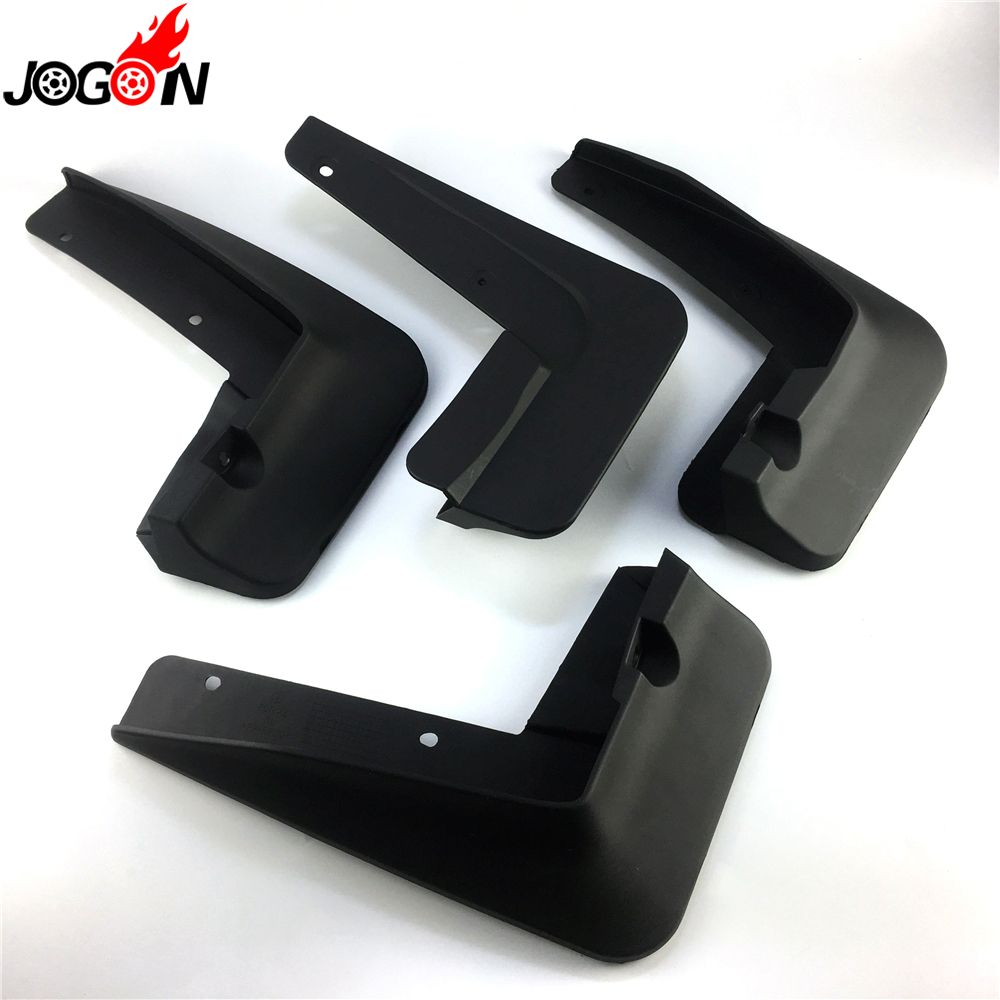 Car Front Rear Mud Fender Flaps Splash Guards Mudflaps Mudguard 4PCS Black Accessories For BMW X2